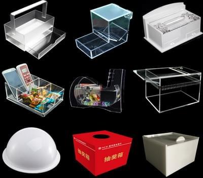 Other acrylic box