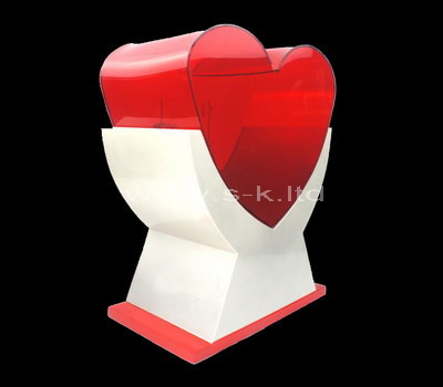 love heart money box