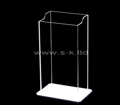 tall display case