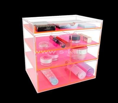 plastic cosmetic drawer organizer
