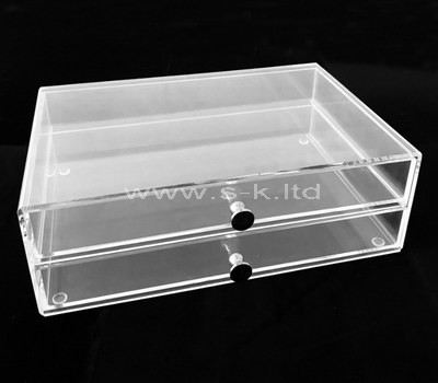 2 drawer makeup organizer