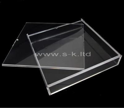 SKLS-047-1 small acrylic box with lid