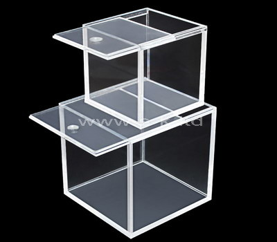 SKLS-055-1 clear acrylic box