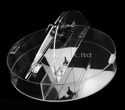 SKLS-065-1 round box with lid