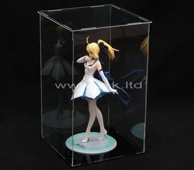 plastic figure display box