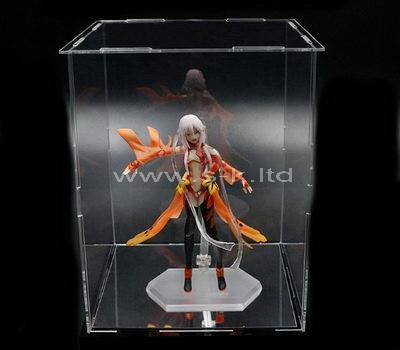 plexiglass doll display cases