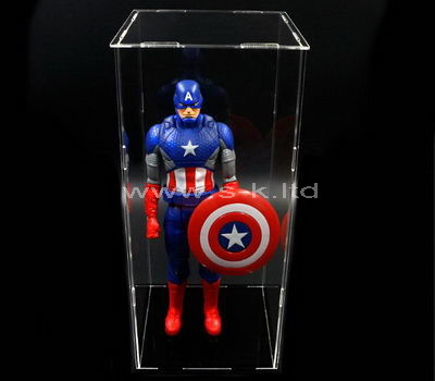 acrylic action figure display case