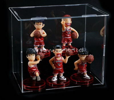 basketball stars display case