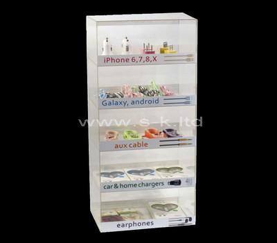 custom display cabinet