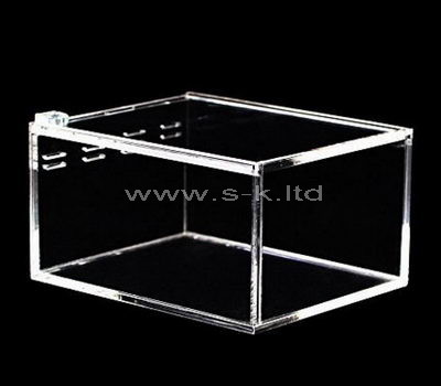 acrylic display case box