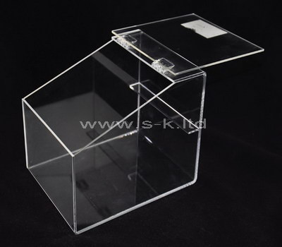 large box with lid