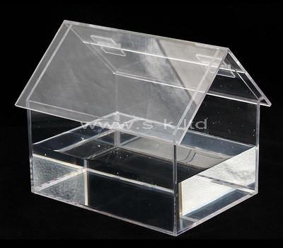 house shaped box
