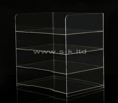 large acrylic display case