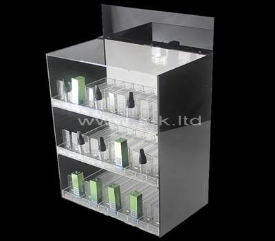 large perspex display case