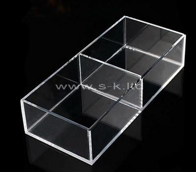 2 compartment box