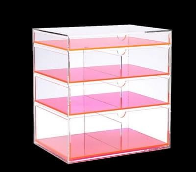 acrylic desk drawer box