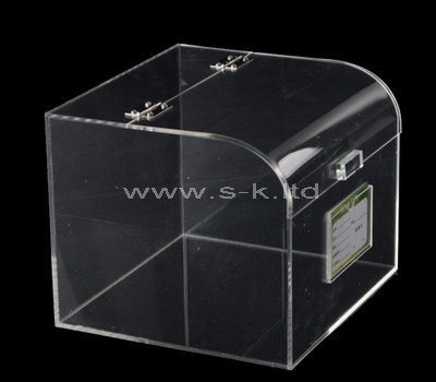 large present box with lid