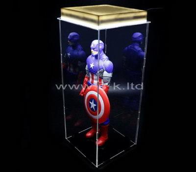 acrylic star wars action figure display case
