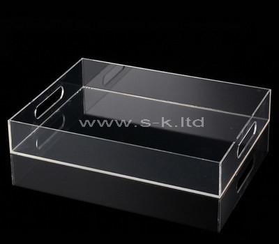 plexiglass box custom