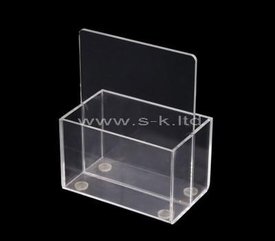 perspex presentation box