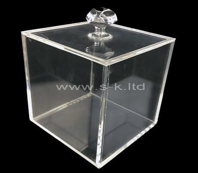 square perspex box