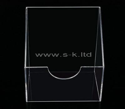 large perspex display box