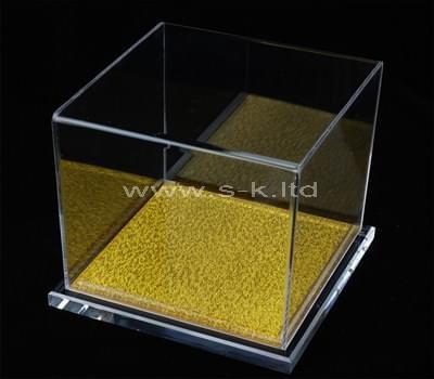 acrylic product display case