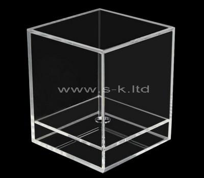 perspex product display case
