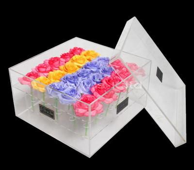 rose display case