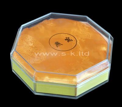 octagon shaped box