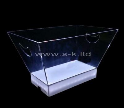 acrylic clear display box