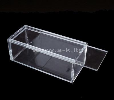 long plastic box