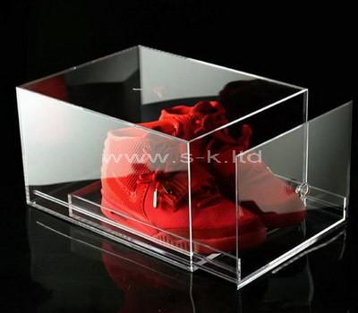 cool shoe box storage