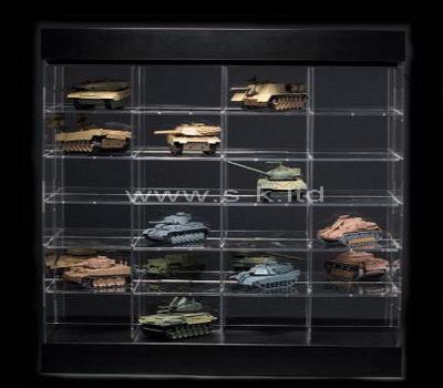 lucite model car display case