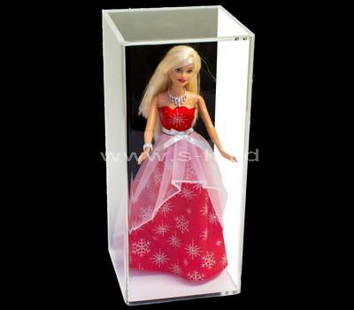 barbie doll display case