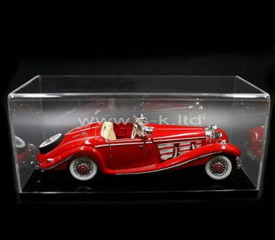 perspex model car display case