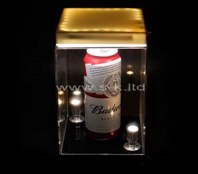 plexiglass display case cabinet