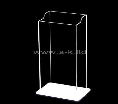 tall narrow display case