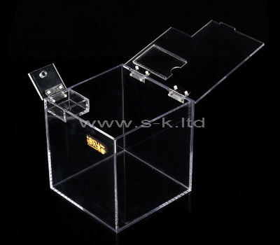 SKLD-600-1 acrylic collection display case