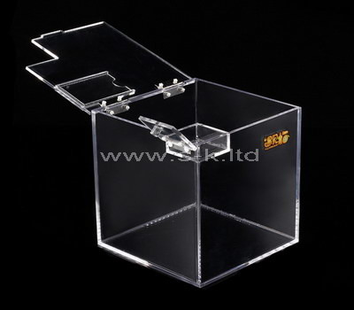 acrylic collection display case