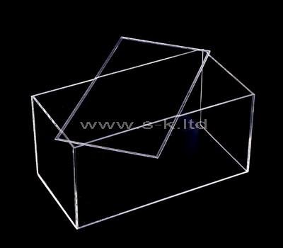 plastic box long