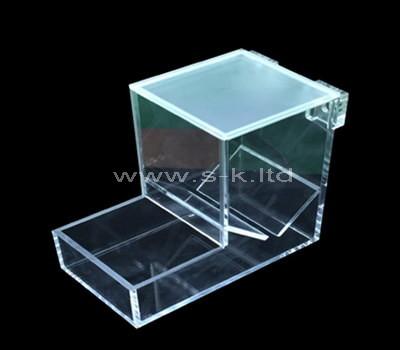 acrylic food display box