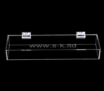 acrylic long narrow box