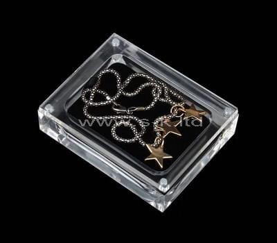 jewelry box for bracelets and necklaces