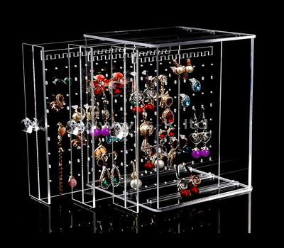 upright jewelry box