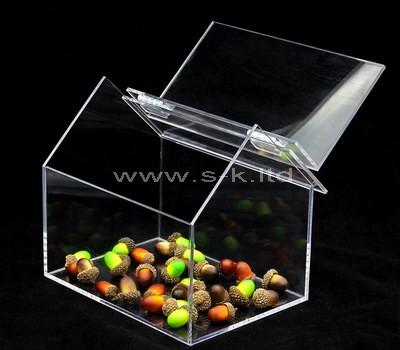 acrylic countertop display cabinet