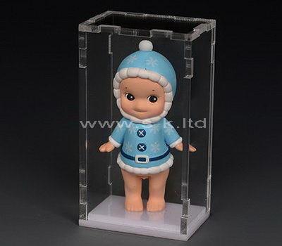 small figurine display case