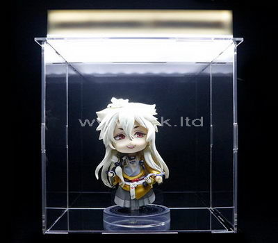 perspex stand up display case