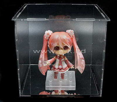 plexiglass stand up display case