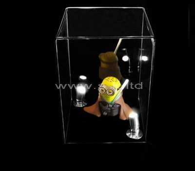 perspex figure display case